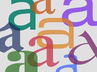 Blog sobre tipografia